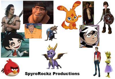 SpyroRockz Productions