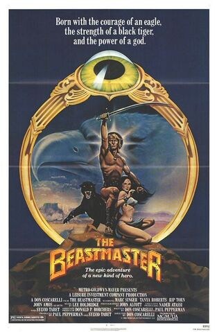 File:1982 - The Beastmaster Movie Poster.jpg
