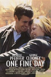 1996 - One Fine Day Movie Poster