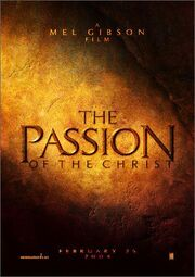 2004 - The Passion of the Christ Movie Poster