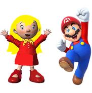 Mary and Mario