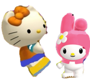 Mimmy and My Melody