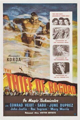 File:1940 - The Thief of Bagdad Movie Poster.jpg