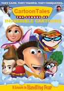 Cartoontales league of cartoons dvd