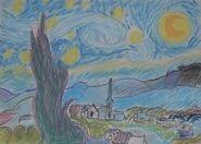 Study after Van Gogh by Hrodulf