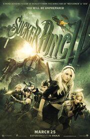 2011 - Sucker Punch Movie Poster