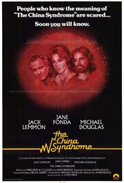 1979 - The China Syndrome Movie Poster