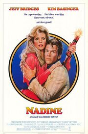 1987 - Nadine Movie Poster