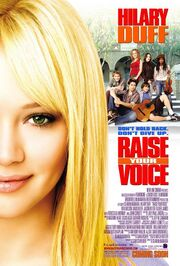 2004 - Raise Your Voice Movie Poster