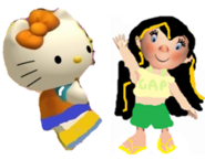 Mimmy and Tanya