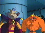 Sleet and Dingo
