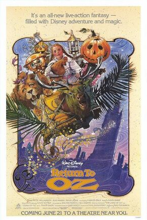 1985 - Return to Oz