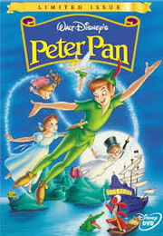 Limited Issue of Peter Pan