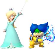 Rosalina and Ludwig