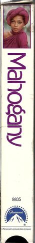 File:Mahogany 1991 VHS (Spine Cover).jpg
