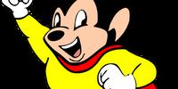 The Incredibles (Disney and Sega Animal Style)