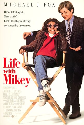 File:1993 - Life with Mikey Movie Poster.jpg