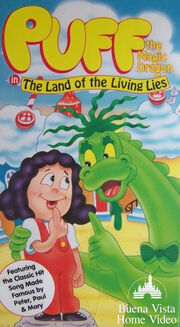 Puff in the land of living lies buena vista home video vhs