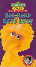 Sesame Street Kids Guide to Life Big Bird Gets Lost VHS