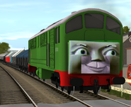 BoCo in Trainz (Thomas and Friends)