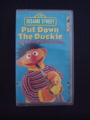 Put Down the Duckie VHS