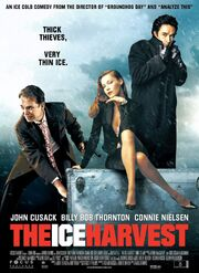 2005 - The Ice Harvest Movie Poster 2