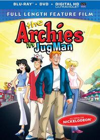 The archies in jugman blu ray