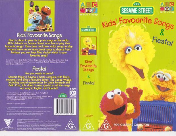 File:Kids' favourite songs australian vhs.jpg