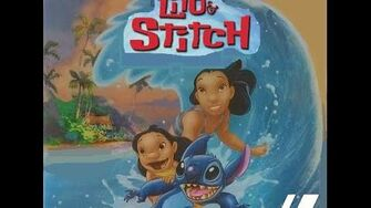 Opening to Lilo and Stitch 2002 LaserDisc