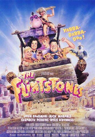 File:The Flintstones movie poster.jpeg