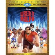 Wreck it Ralph Bluray
