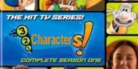 3-2-1 Characters!: Complete Season One