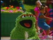 Oscar in Sesame Street Jam A Musical Celebration