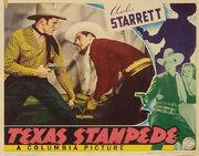 1939 - Texas Stampede Movie Poster