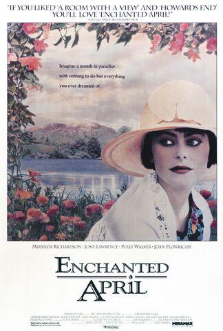 File:1992 - Enchanted April Movie Poster.jpg