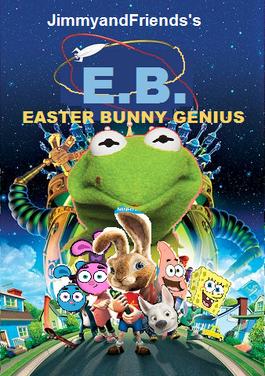 E.b. easter bunny genius