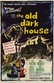 1963 - The Old Dark House Movie Poster