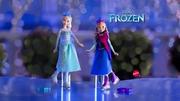 Anna And Elsa Doll