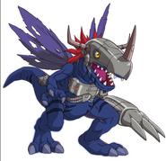 MetalGreymon Virus Toei