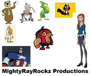 MightyRayRockz Productions