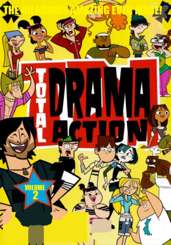 File:Total Drama Action Volume 2 VHS.png
