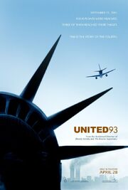 2006 - United 93 Movie Poster