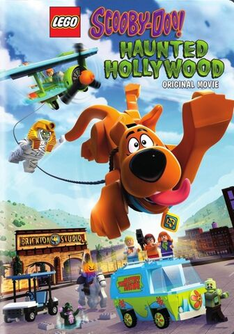 File:Lego scooby-doo haunted holllywood poster.jpg