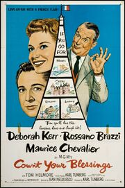 1959 - Count Your Blessings Movie Poster