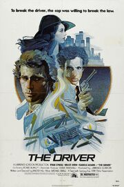1978 - The Driver Movie Poster