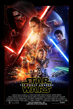 2015 - Star Wars- The Force Awakens