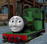 Smudger CGI version