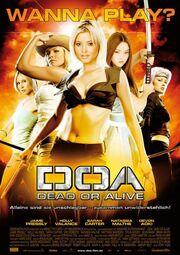2007 - DOA - Dead or Alive Movie Poster