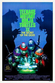 Teenage mutant ninja turtles two