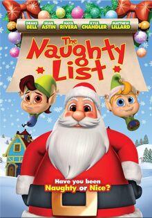 The naughty list dvd